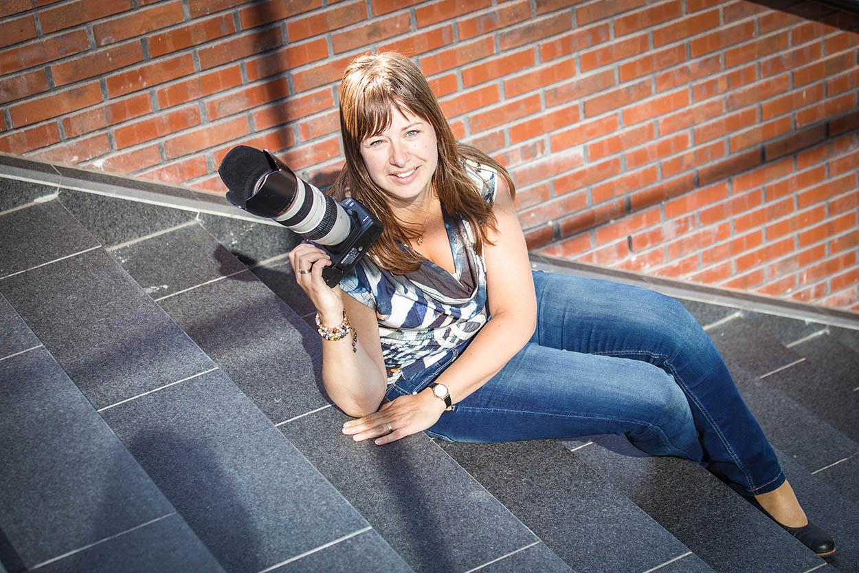 Fotograaf Hilda Koopmans
