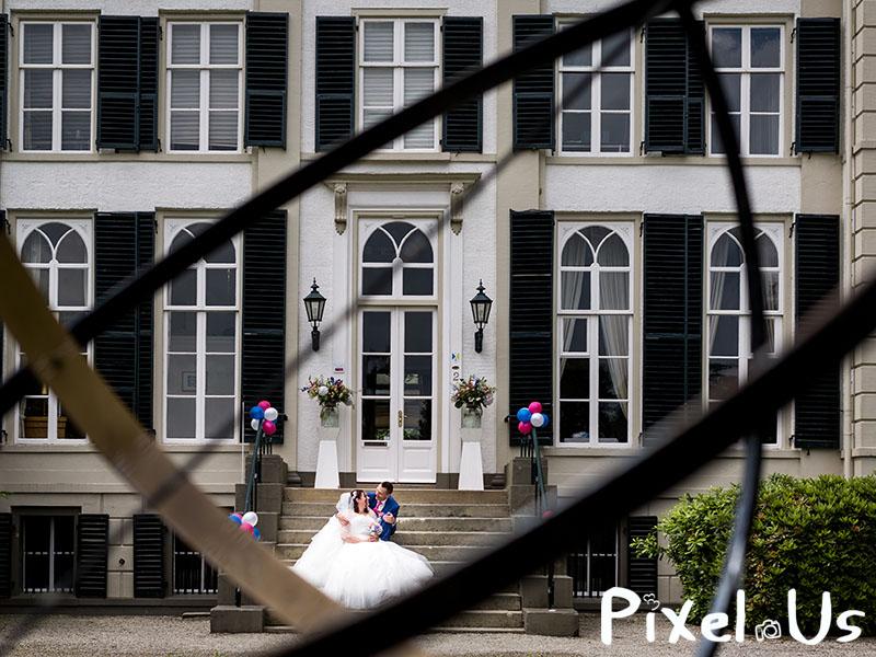 het laer ommen trouwfotograaf