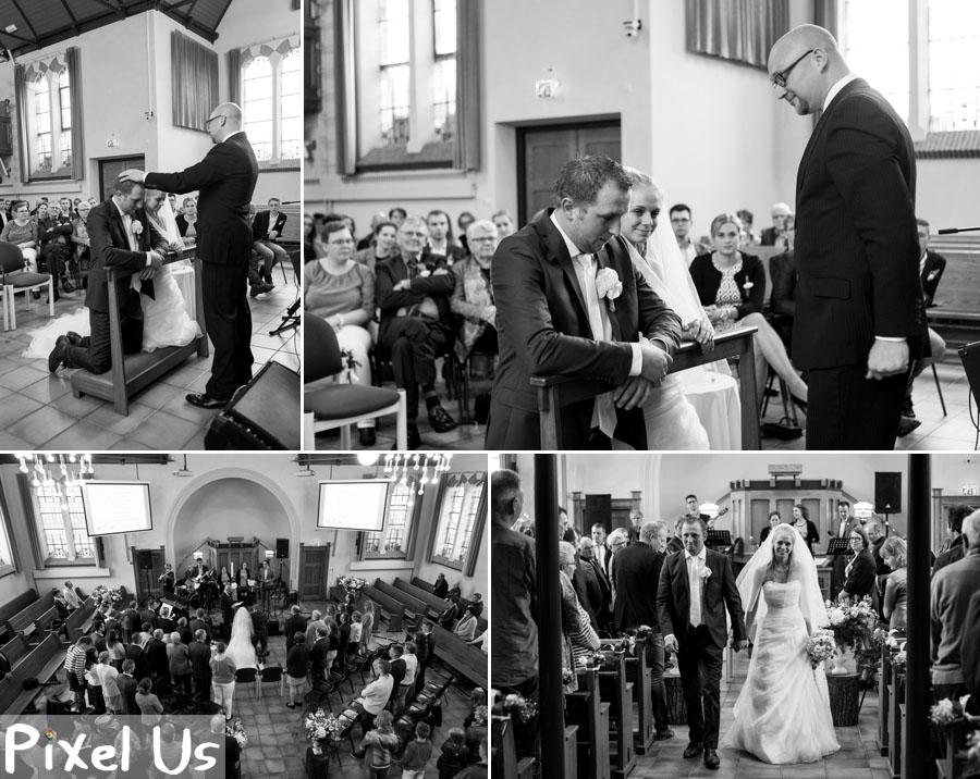 trouwen kandelaarskerk slochteren