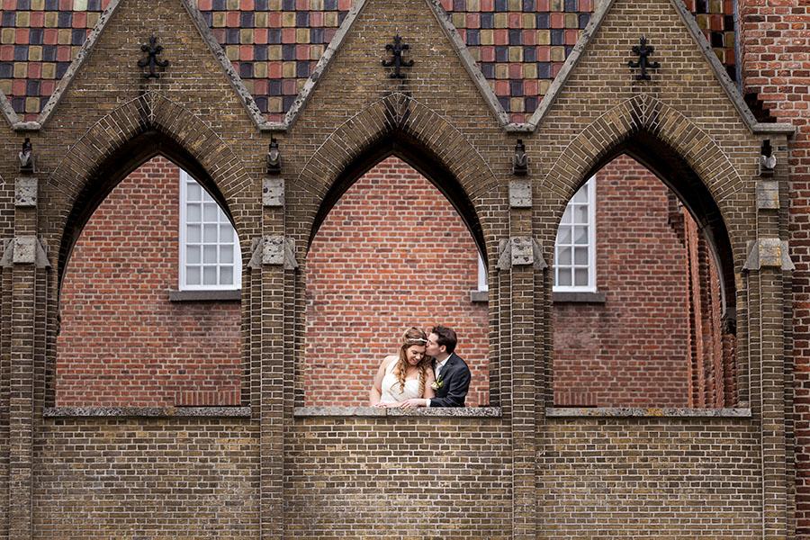Bruiloft Bas & Emily