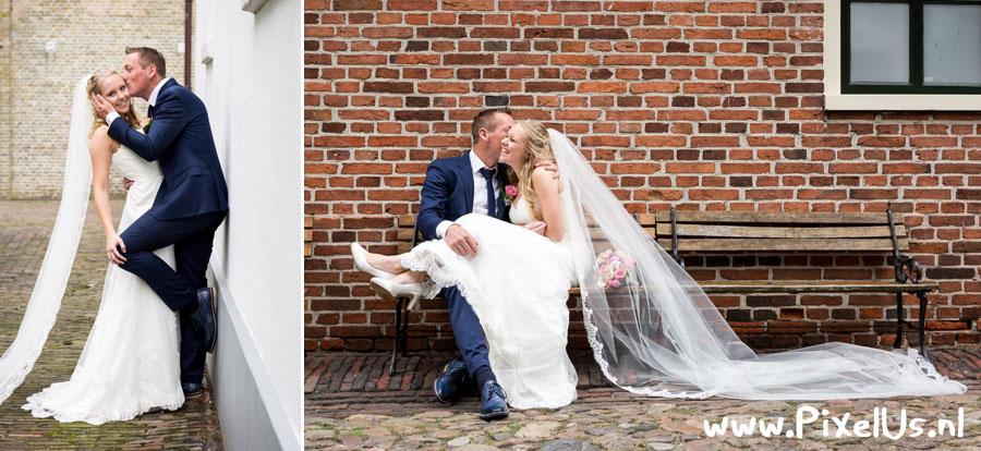 bruidsfotograaf groningen bourtange