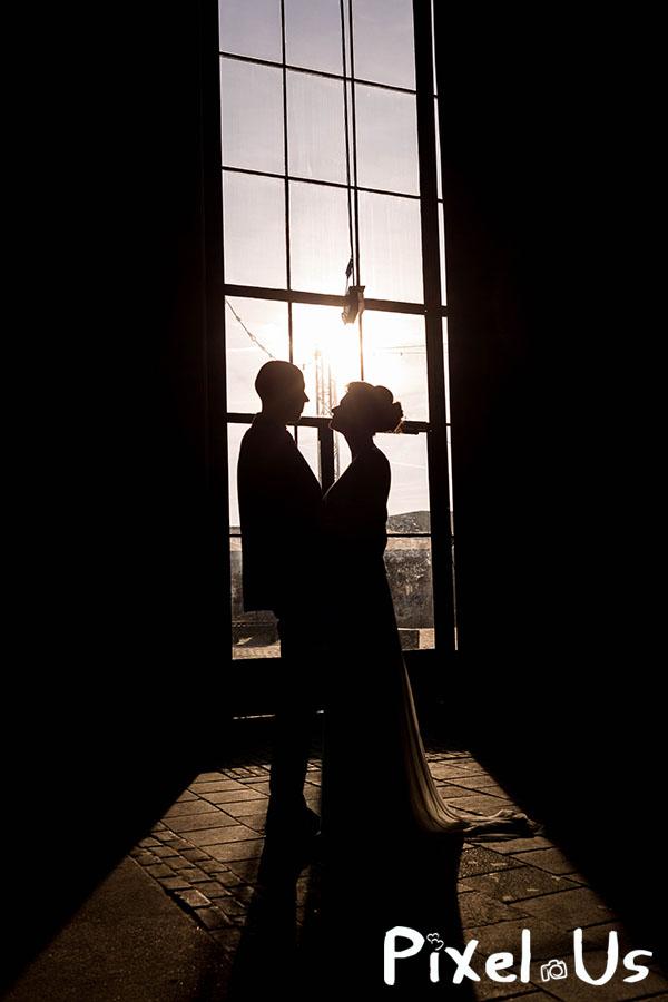 bruidsreportage lijm en cultuur Delft