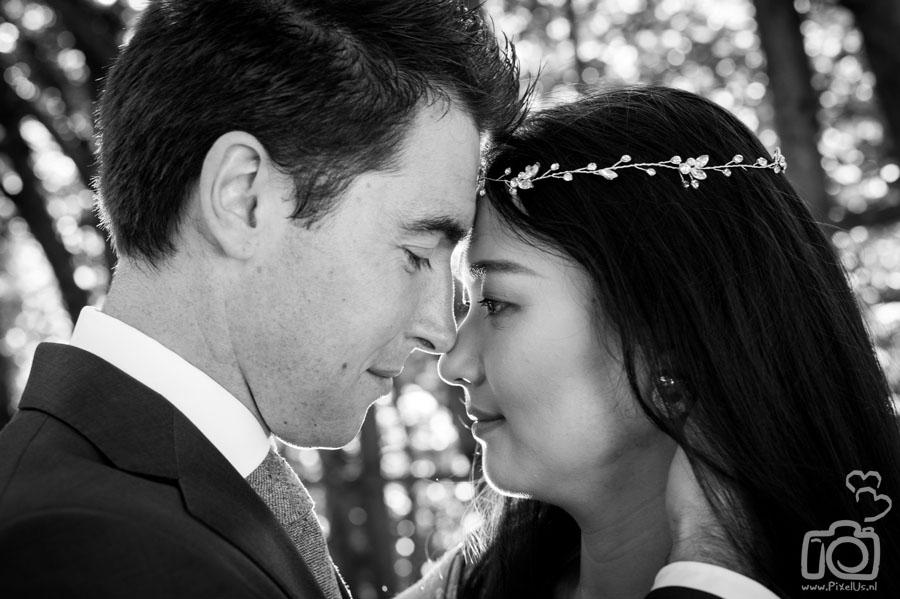 Pre wedding fotoshoot Groningen
