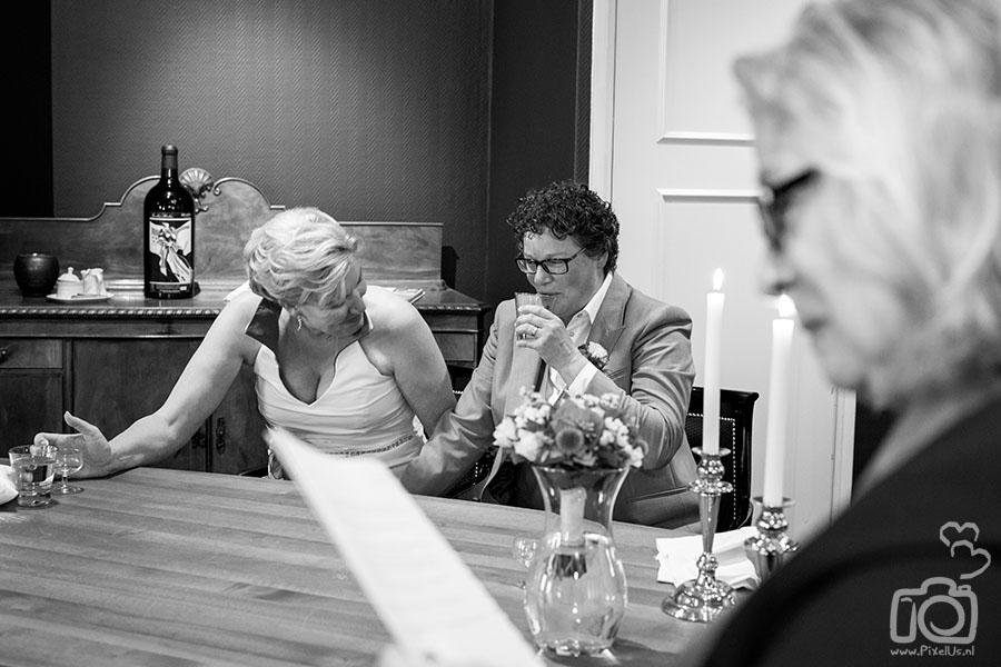Bruiloft Ellen & Jolanda