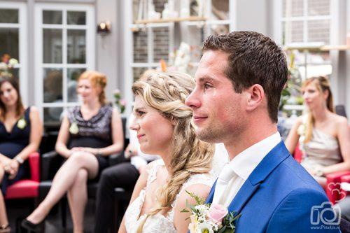 Bruidsfotograaf Zwolle Agnietenberg