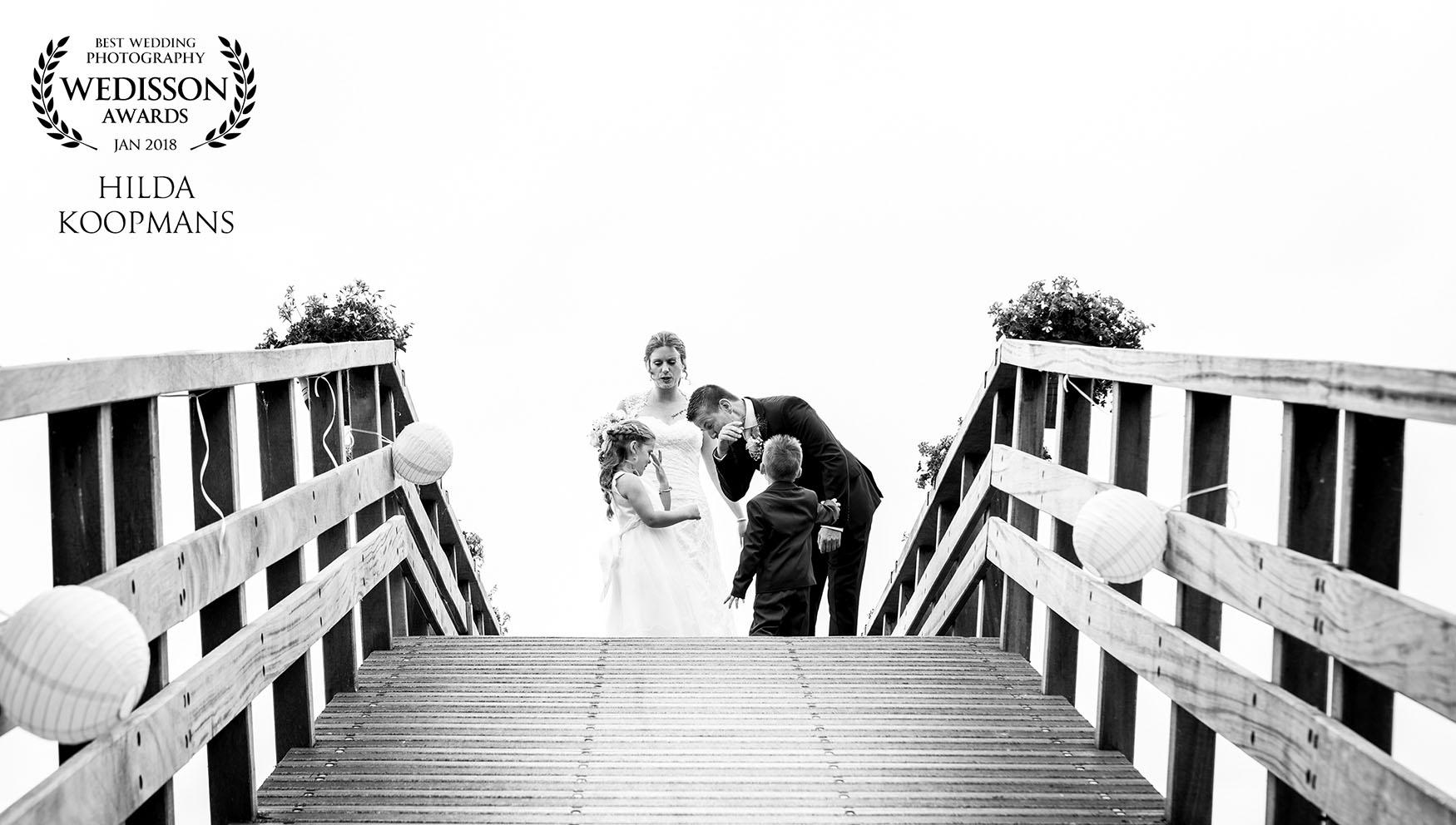 trouwfotograaf award bruidsfotograaf drenthe groningen friesland emoties puur